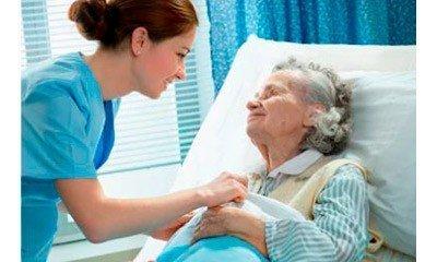 Cuidado de ancianos y dependientes