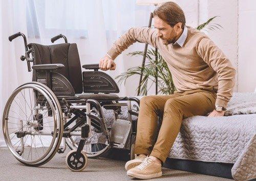 Camas articuladas para personas bajas