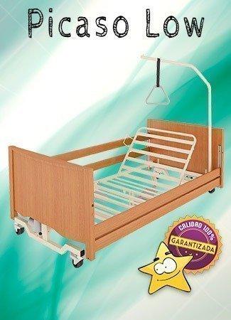 Picaso Low, mejor cama de elevación por columnas