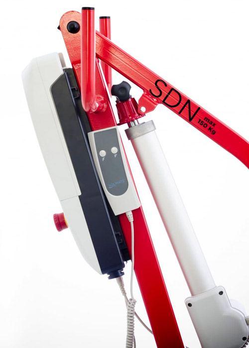 Sistema eléctrico Linak Grúa discapacitados