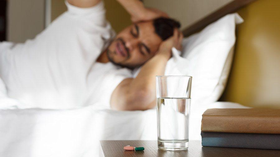 Cómo evitar la sequedad de boca al dormir